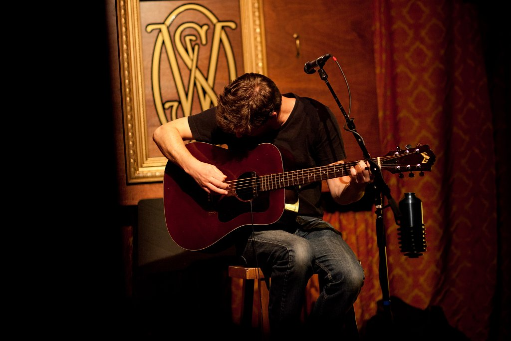 Tim Haufe at The Way Station