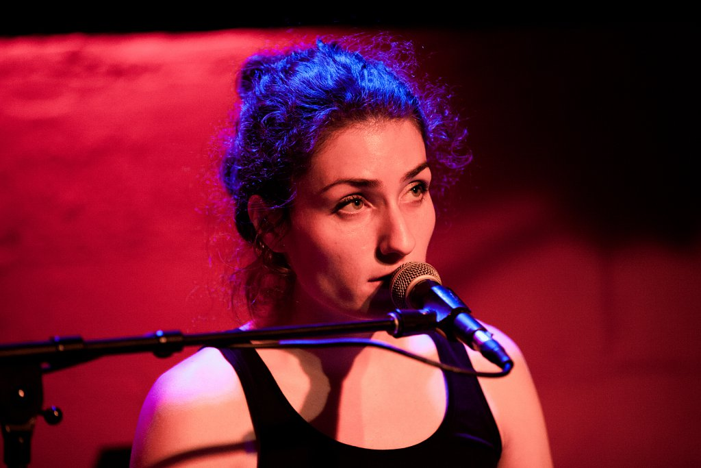 Tati Ana at Rockwood Music Hall