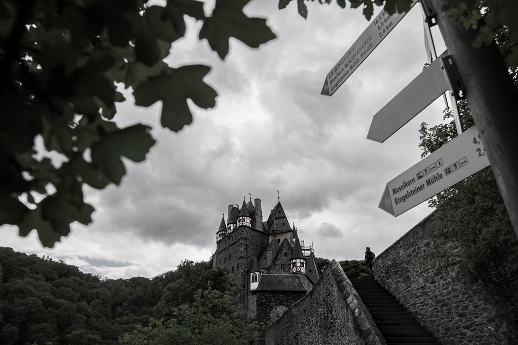 Berg Eltz, Eifel Region, Germany