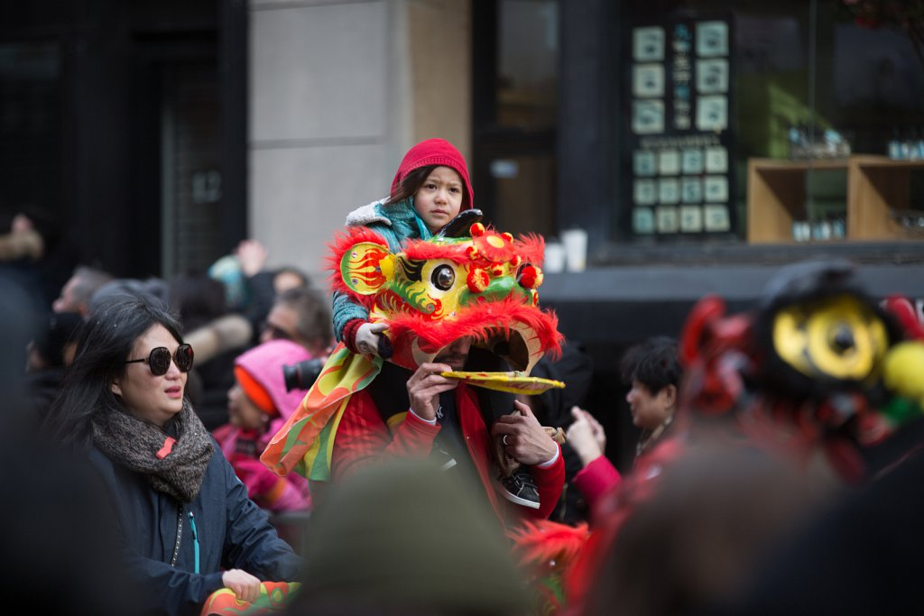 Lunar New Year Parade