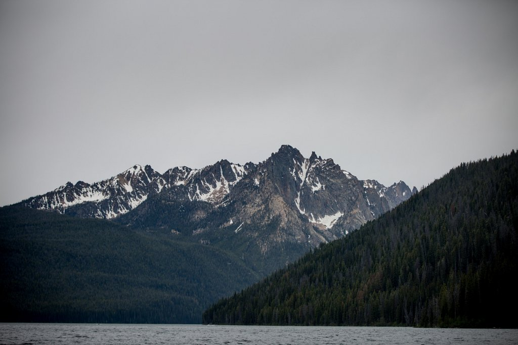 Redfish Lake, ID
