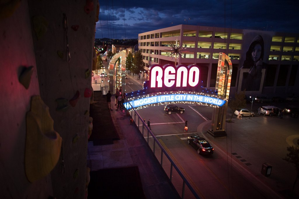 Last Night in Reno