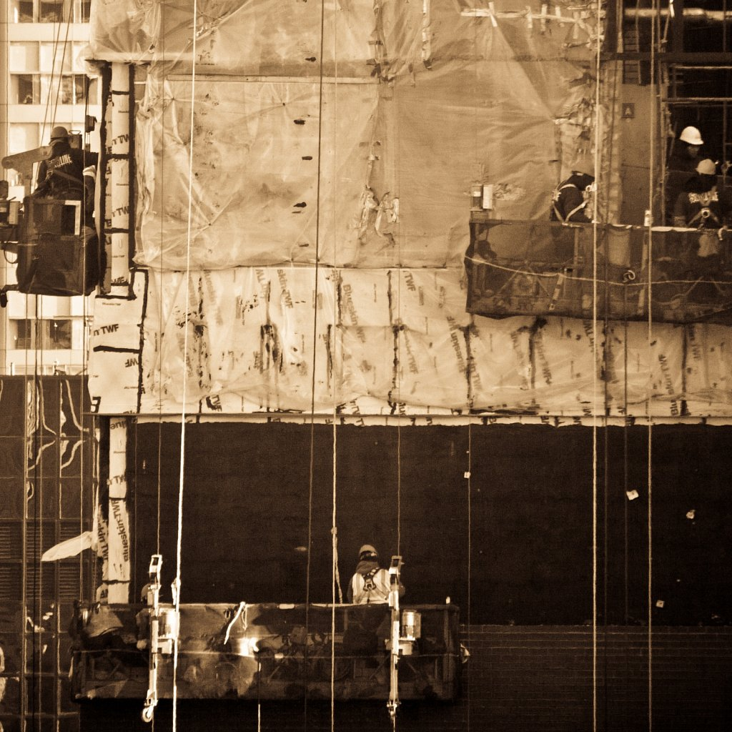 365 Project -- 041 - The Builders