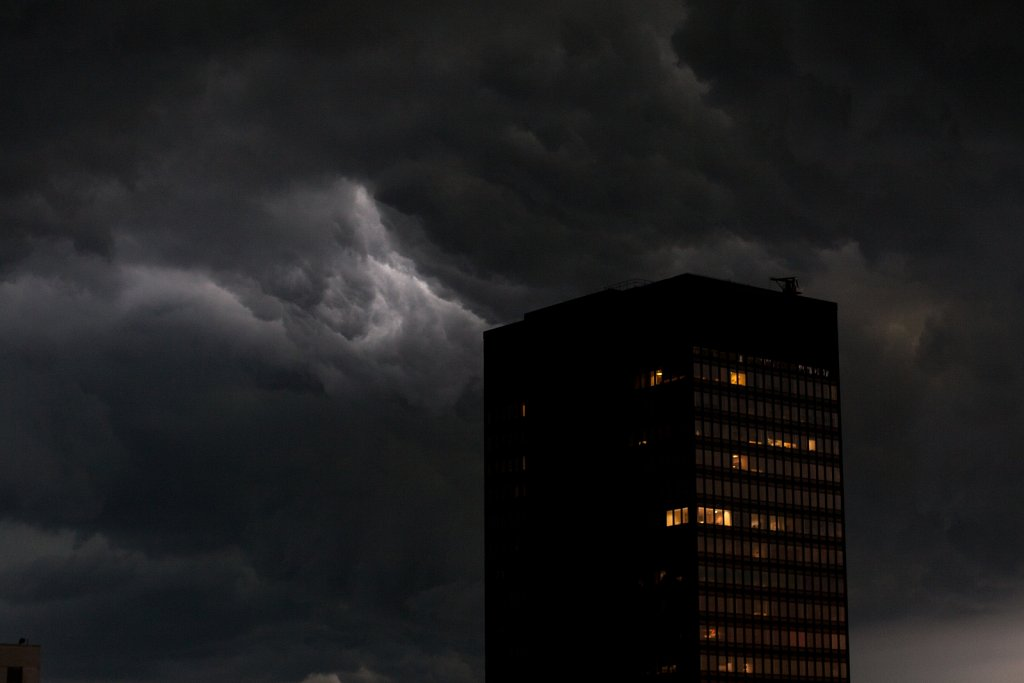 365 Project -- 209 - Storm